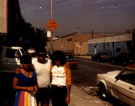 west at india ca 1982