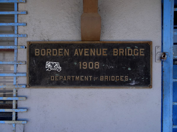 Borden Avenue Bridge