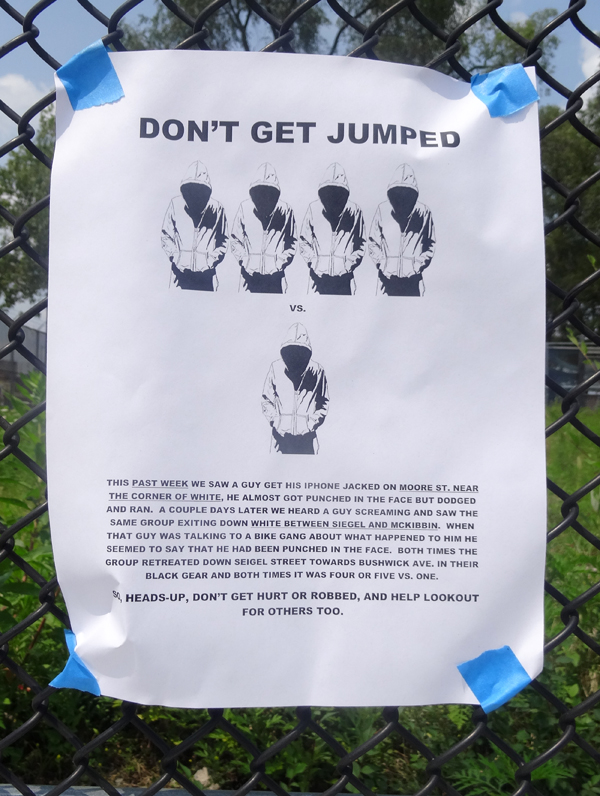Dont Get JumpedNYS