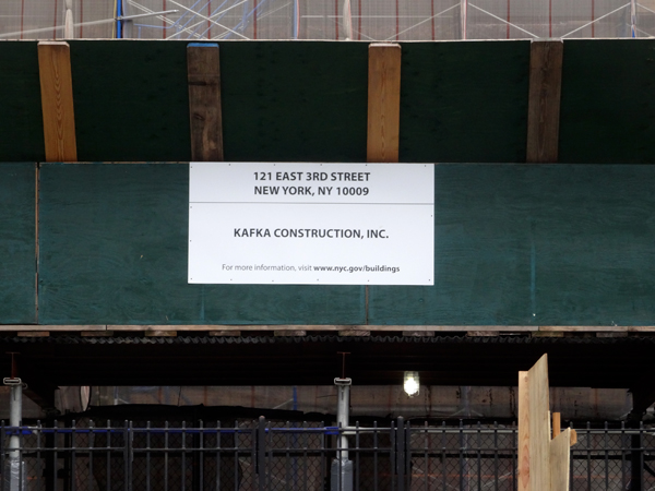 Kafka Construction Inc nys
