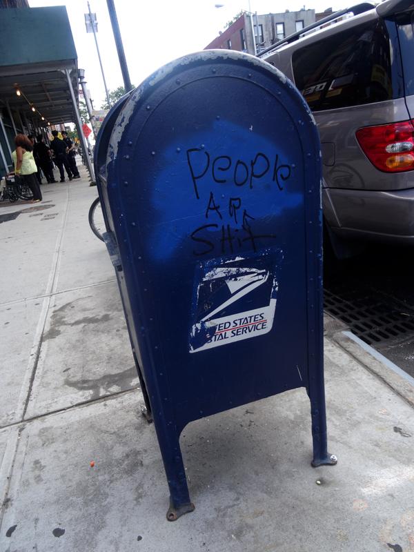 Nostrand Avenue NYS