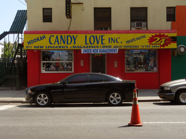 Hookah Candy Love Inc nys