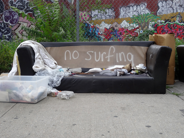 South 5 Street Feral Sofa nys