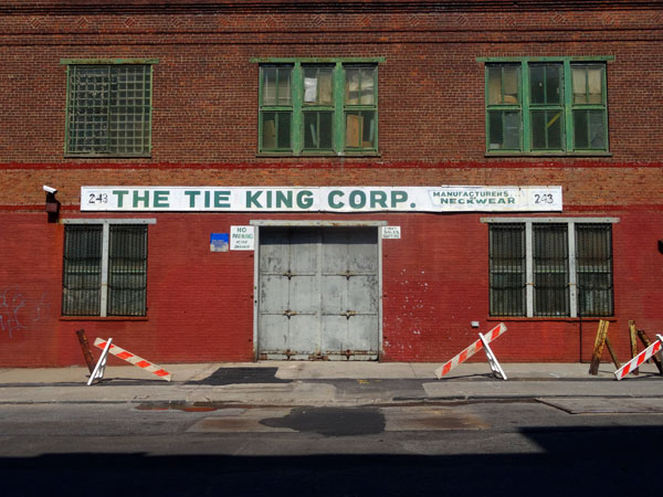 The Tie King Corp nys