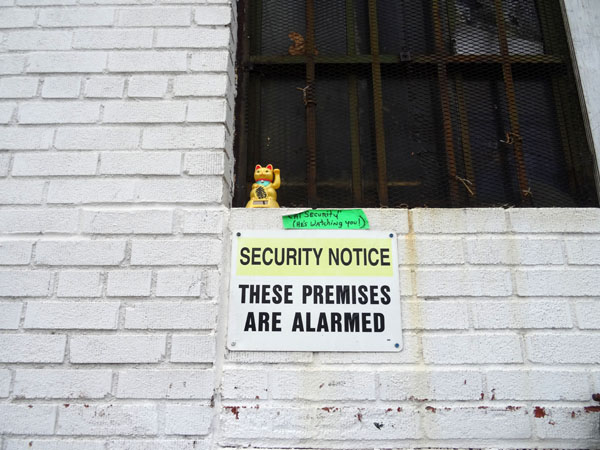 Security Notice nys
