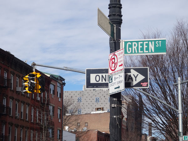 Green Street nys
