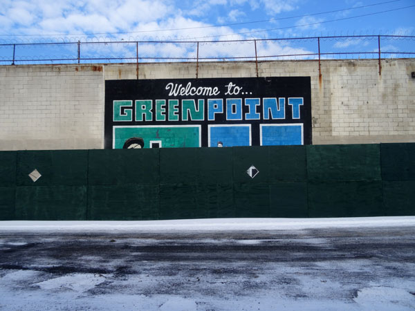 Welcome To Greenpoint nys