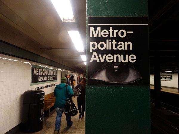 Metropolitan Avenue nys